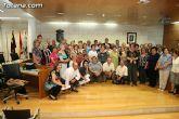Más de 200 usuarios del Centro Municipal de Personas Mayores de la localidad reciben los diplomas - 39