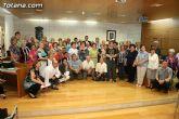 Más de 200 usuarios del Centro Municipal de Personas Mayores de la localidad reciben los diplomas - 44