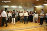 Más de 200 usuarios del Centro Municipal de Personas Mayores de la localidad reciben los diplomas - 47