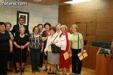 Más de 200 usuarios del Centro Municipal de Personas Mayores de la localidad reciben los diplomas - 49