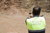 Los policías celebran su patrón con diversas actividades