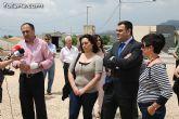 Los vecinos de la pedan�a de L�bor dispondr�n para este verano de la primera infraestructura deportiva - 18