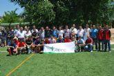 El Campo de F�tbol situado en el Complejo Deportivo Guadalent�n recibe el nombre de Jos� Mar�a Soriano Muñoz