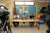 La renovada ejecutiva de Nuevas Generaciones del PP de Totana ha organizado una cena y un torneo de pádel benéficos - 4
