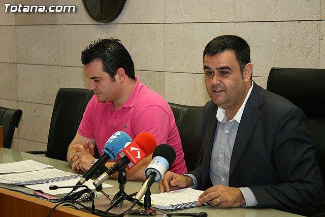 El Ayuntamiento recorta 5 millones de euros en el presupuesto municipal para el 2010, Foto 3