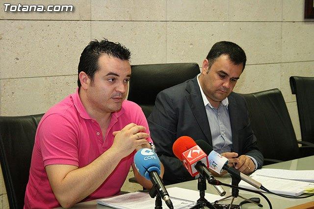 El Ayuntamiento recorta 5 millones de euros en el presupuesto municipal para el 2010, Foto 4