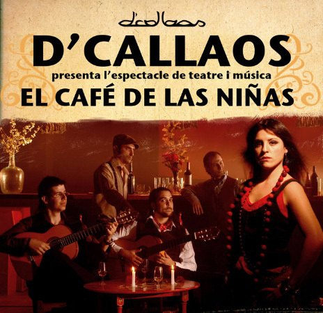 La programación cultural de teatro continúa con la obra musical El café de las niñas del grupo D´Callaos, Foto 1