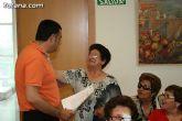 Los usuarios del Centro de Personas Mayores de El Paretón-Cantareros cierran el curso - 6