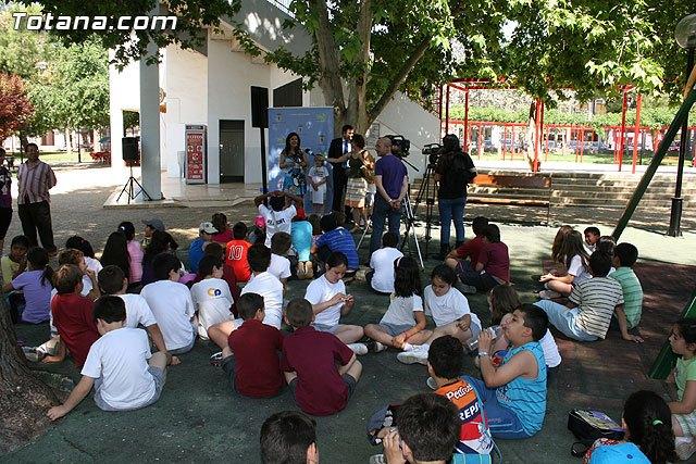 Totana se une a la comemoración del Día Mundial del Medio Ambiente con la lectura de un manifiesto y el desarrollo de diferentes actividades, Foto 1