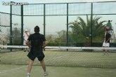 El Club de Tenis Totana celebra las doce horas de pádel