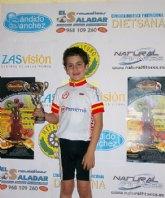 Disputada la 6ª prueba de escuelas de ciclismo de la Región de Murcia