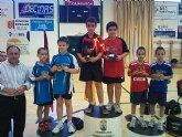 Dos bronces en el Campeonato Regional de Dobles