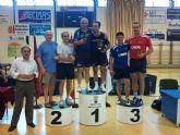 Dos bronces en el Campeonato Regional de Dobles - 2