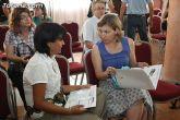 Totana acogió en La Santa la celebración del IV Encuentro Nacional de Profesionales de Desarrollo Local - 5