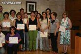 Más de 60 personas han participado en las acciones formativas organizadas por las concejalías de Bienestar Social y Participación Ciudadana - 54