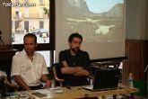 """Autoridades municipales asisten a la presentación de la """"Guía Geológica del Parque Regional de Sierra Espuña"""" - 18"""