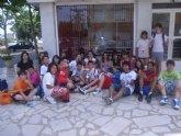 El Colegio Reina Sofia y Miguel Ángel Martínez Sánchez, del Colegio Santiago, se proclaman campeones regionales de acuatlon de deporte escolar