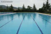 Mañana miércoles, día de la Región, se abrirán las piscinas del polideportivo municipal 6 de diciembre con entrada y transporte gratuitos