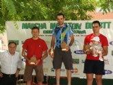 La Marcha Maratón de BTT Ciudad de Totana contó con la participación de cerca de 300 participantes