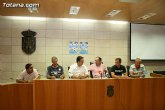 """El """"II Campus de Fútbol Ciudad de Totana 2010"""" se celebrará del 29 de junio al 3 de julio"""