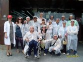 Los usuarios y profesionales del SAP visitan las instalaciones de COATO