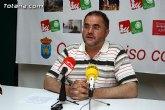 IU denuncia que el Alcalde de Totana ha eliminado 30.000 euros del presupuesto para Ayudas al Desarrollo