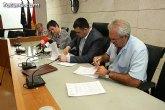 Las obras de construcción de la Escuela Municipal de Padres y la cubrición de la pista polideportiva del C.P. Santa Eulalia cuentan con un importe cercano al millón de euros