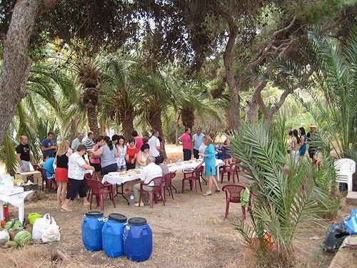 Day of respite care in Isla Plana - 2