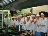 Nuevos ayudantes de cocina para los establecimientos hosteleros