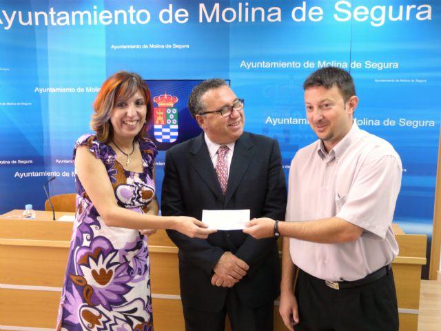 Molina de segura la coral polif nica municipal hims mola for Piscina municipal molina de segura