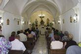 Cañadas del Romero venera a su patrón, San Juan