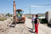 Mejora de los caminos rurales de todo el municipio