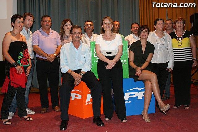 Congreso local del PP de Totana, Foto 1