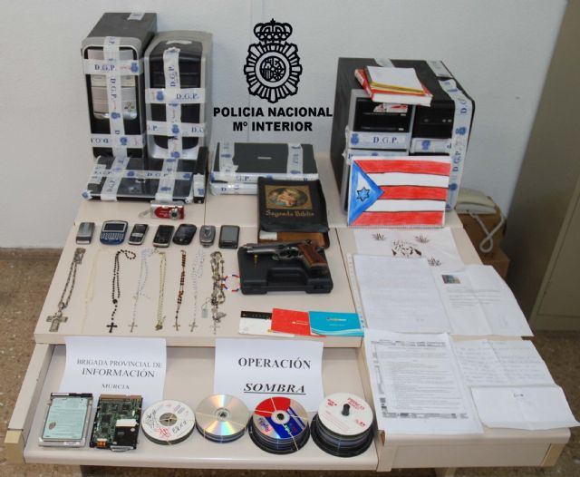 Detenidas trece personas vinculadas a la organización Ñeta en la Región de  Murcia, Foto 2