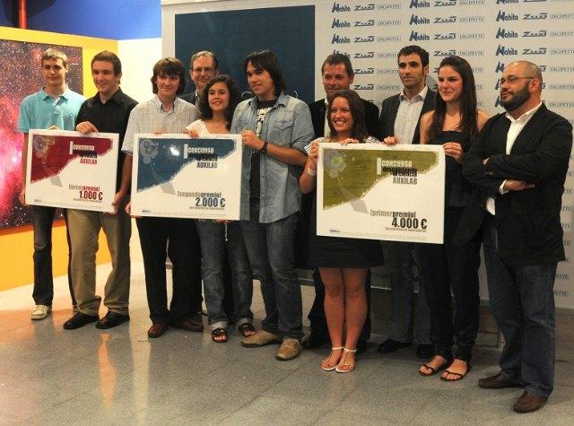 El alumno del IES Juan de la Cierva, Cristian Cánovas Sánchez, premiado a nivel nacional por un trabajo de investigación científica, Foto 1