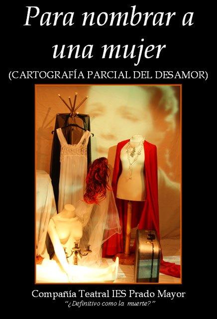 Esta noche se representará en La Cárcel la obra Para nombrar una mujer, a las 21.00 h., Foto 1