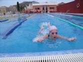 A nadar…