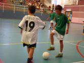 ´Campeonato de verano de fútbol sala benjamín y alevín´ en Mazarrón