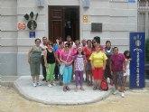 Socios y colaboradores de la asociacion MIFITO disfrutaron de una jornada en el Balneario de Archena