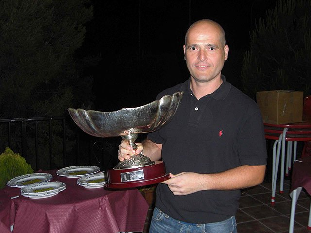 Finaliza el Campeonato Social 2010 del Club de Tenis Totana, Foto 1