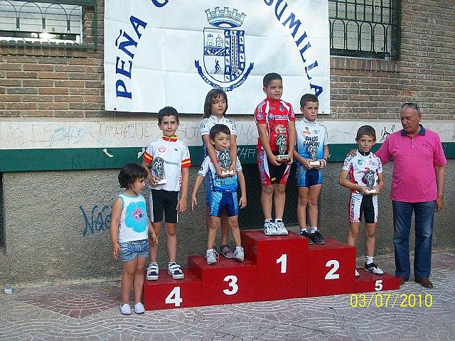 Celebrada la 11ª jornada de Escuelas de Ciclismo de la Región, Foto 1