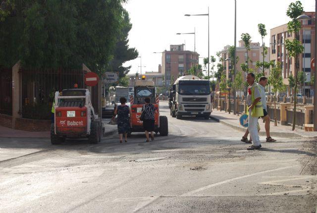 Las obras de la Rambla de La Santa serán inauguradas el próximo jueves a las 20:30 horas, Foto 1