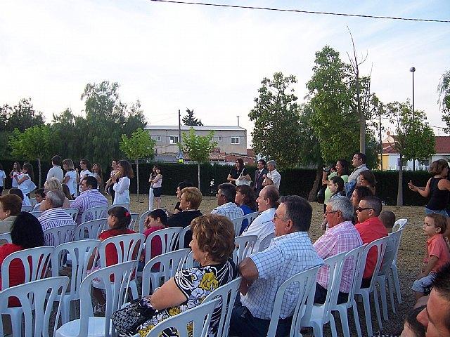 Los alumnos de la Academia de Música de la pedanía de El Paretón-Cantareros cierran el curso 2009/2010 con una audición, Foto 3