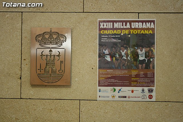 La XXIII Milla Urbana Ciudad de Totana se celebrará el próximo sábado 17 de julio, Foto 2