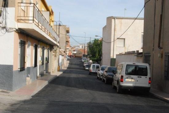El ayuntamiento ha invertido en la mejora de infraestructuras en el barrio de la Era Alta alrededor de 1.442.000 euros, Foto 1