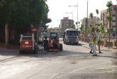 Las obras de la Rambla de La Santa serán inauguradas el próximo jueves a las 20:30 horas