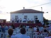 Los alumnos de la Academia de Música de la pedanía de El Paretón-Cantareros cierran el curso 2009/2010 con una audición