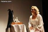 El pasado viernes se representó en La Cárcel la obra Para nombrar una mujer
