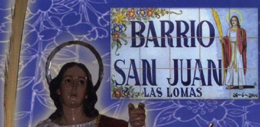 El programa de actividades de las fiestas del barrio de San Juan del Paretón arranca el viernes, Foto 1