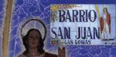 El programa de actividades de las fiestas del barrio de San Juan del Paretón arranca el viernes